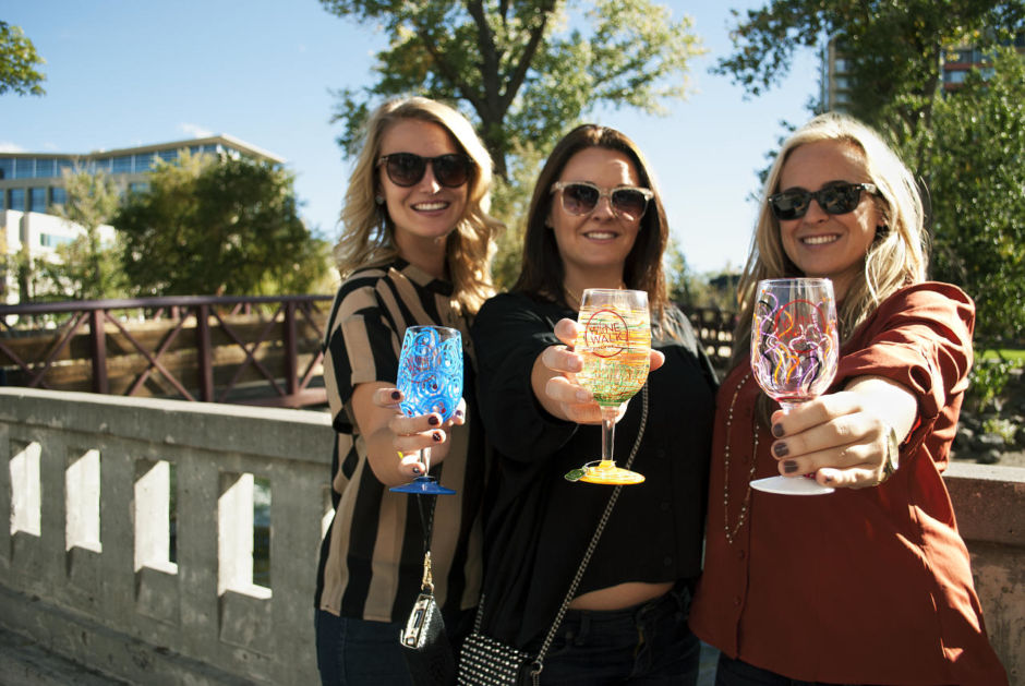Riverwalk Wine Walk, Reno