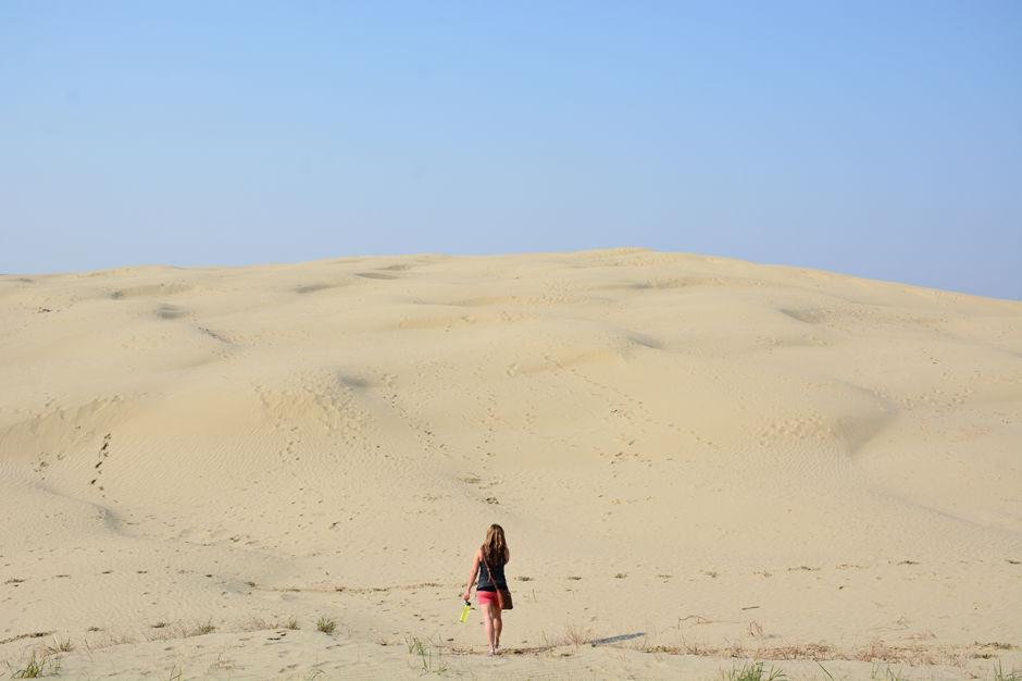 Sand Hills Saskatchewan