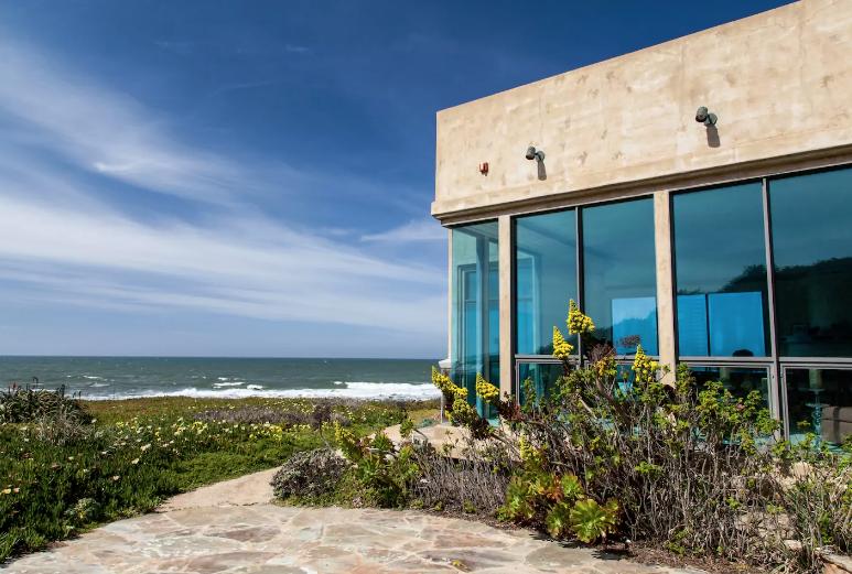 Pescadero Beach Airbnb