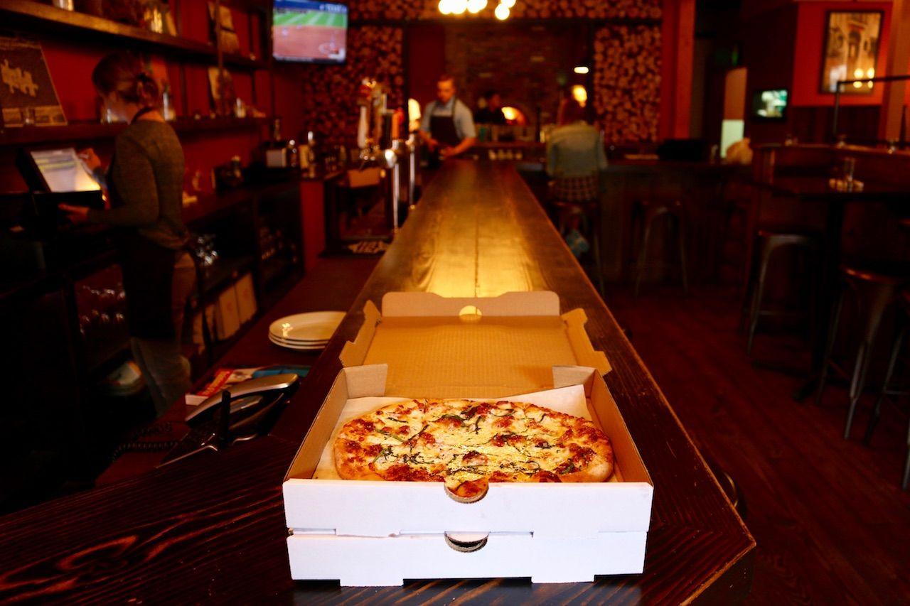 Sulla Vita pizza Leavenworth