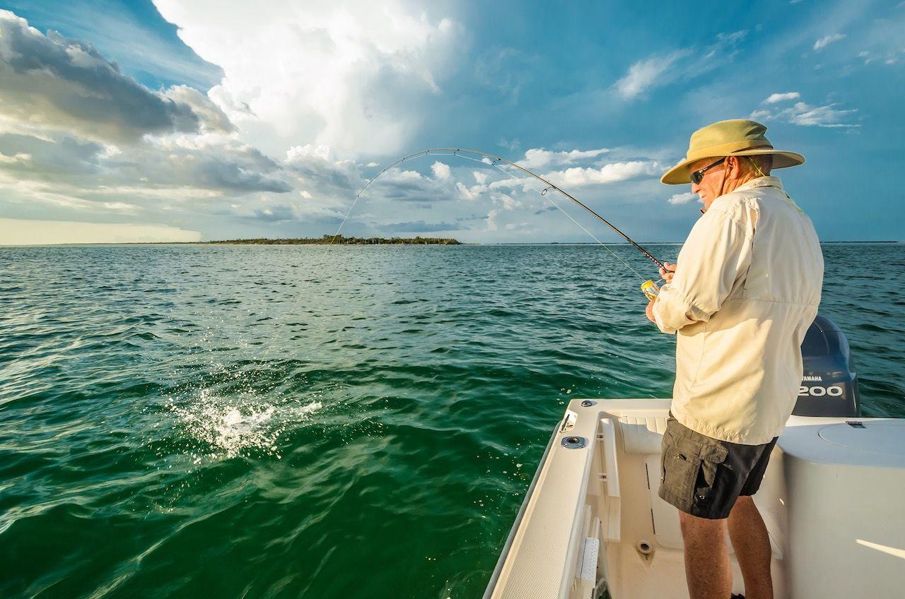 Fishing Fort Myers Sanibel Florida