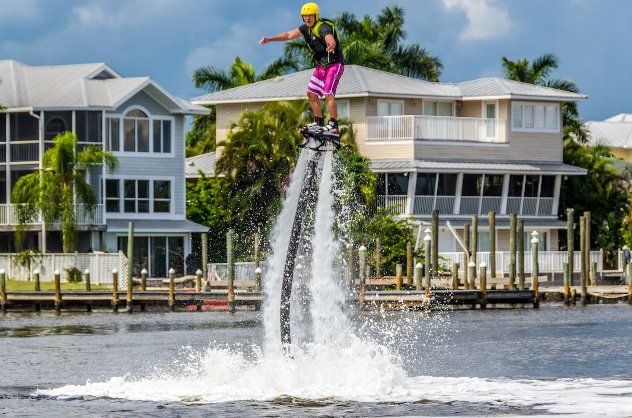 Flyboarding Fort Myers Florida