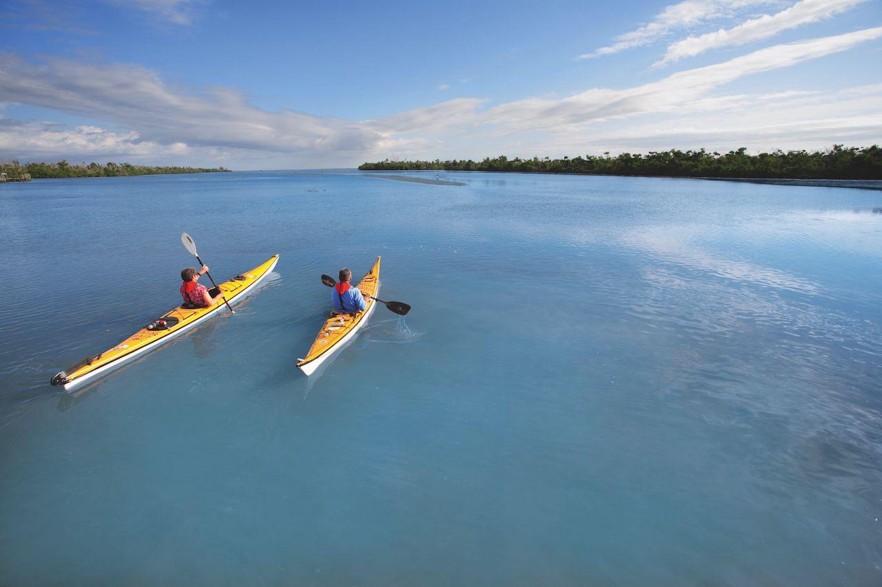 Kayaks Fort Myers Florida