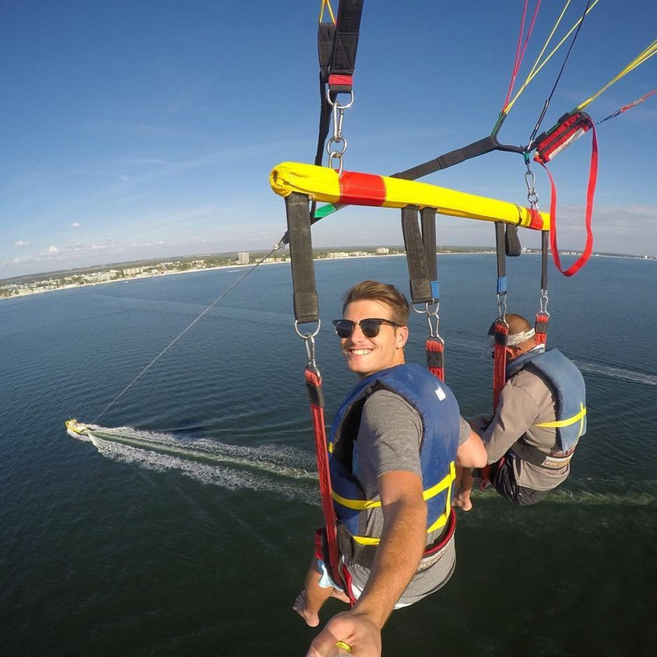 Parasailing Fort Myers Florida