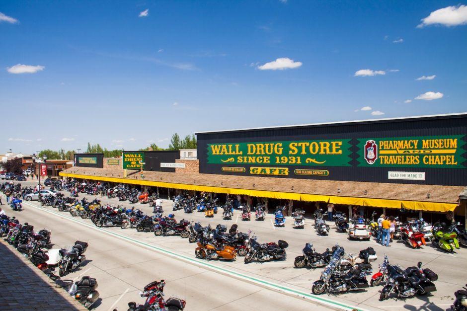 Wall Drug Store South Dakota