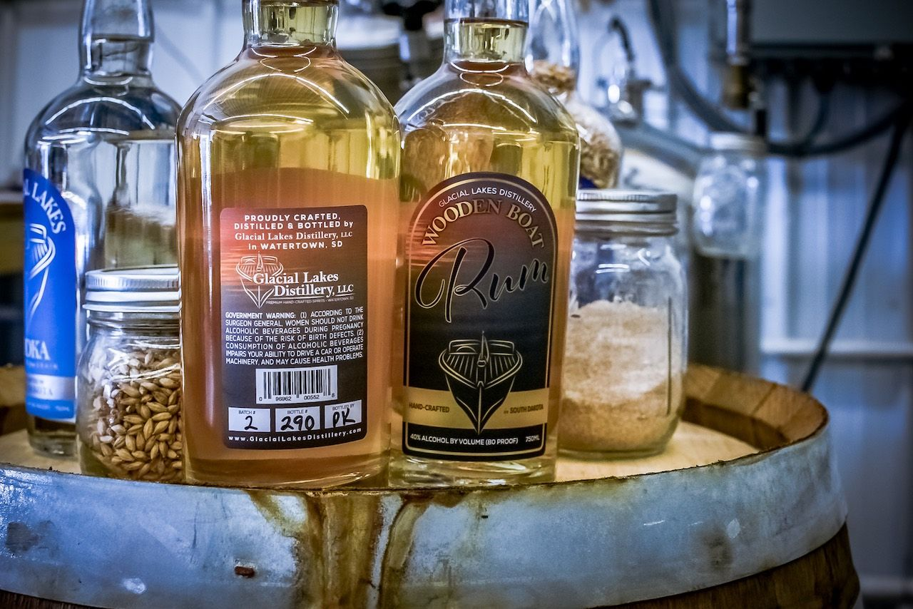 Watertown Glacial Lakes Distillery