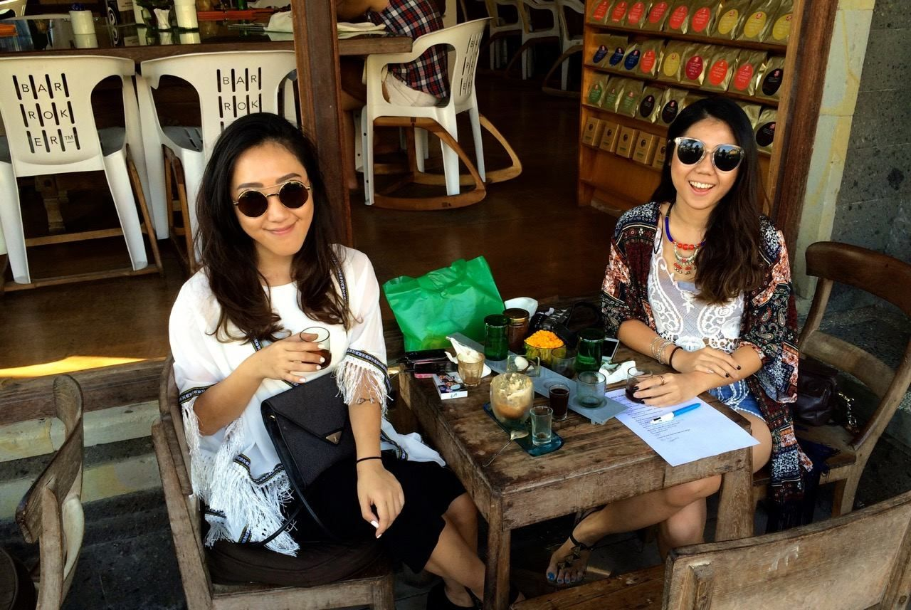 cafes for wifi ubud