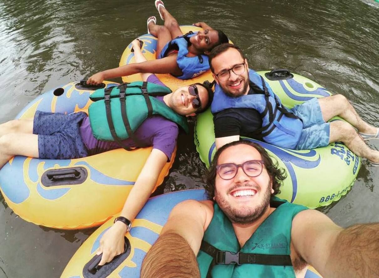 Where to find the best rivers for tubing in the US