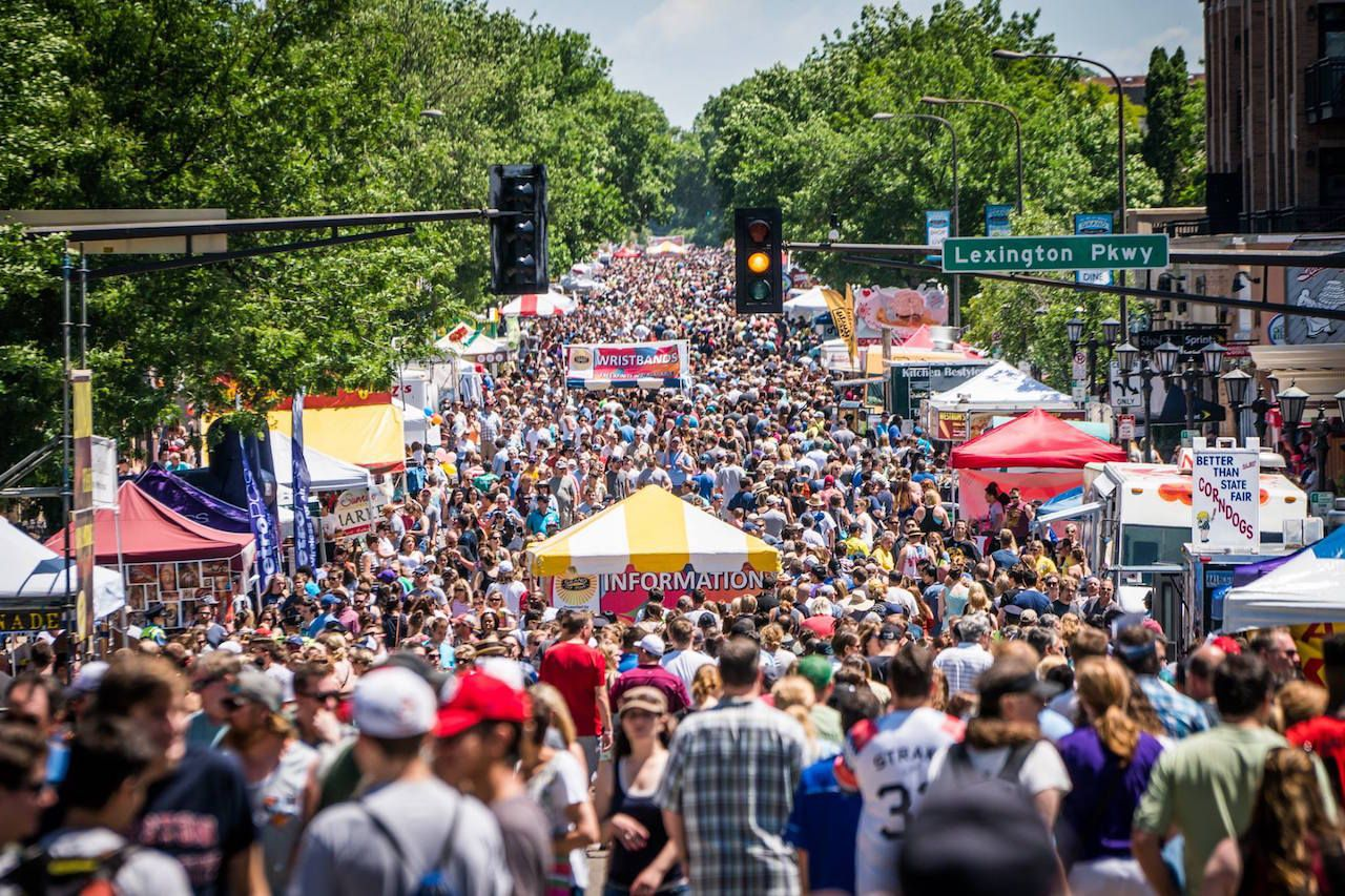 The summer festivals that you need to check out when in the Twin Cities