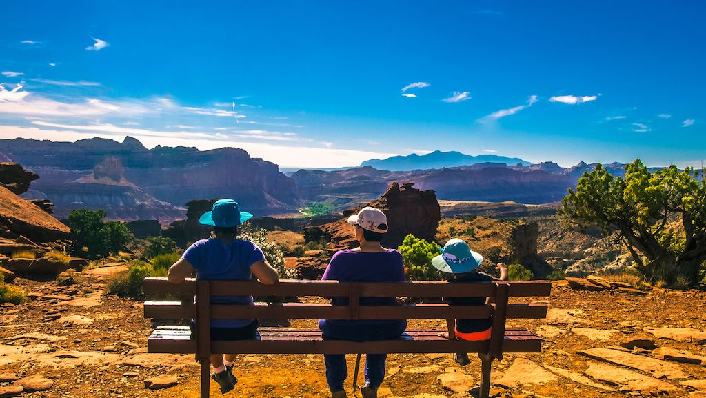 Why you should take your family to the US national parks