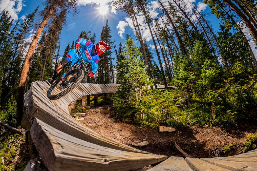 Trestle Bike Park Colorado