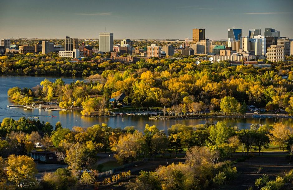 Regina Saskatchewan Park