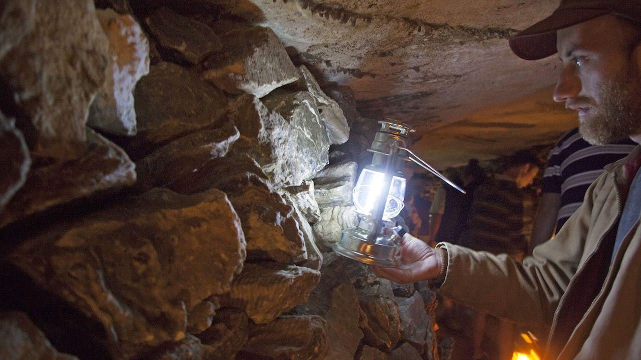 Lehman Caves Great Basin Nevada