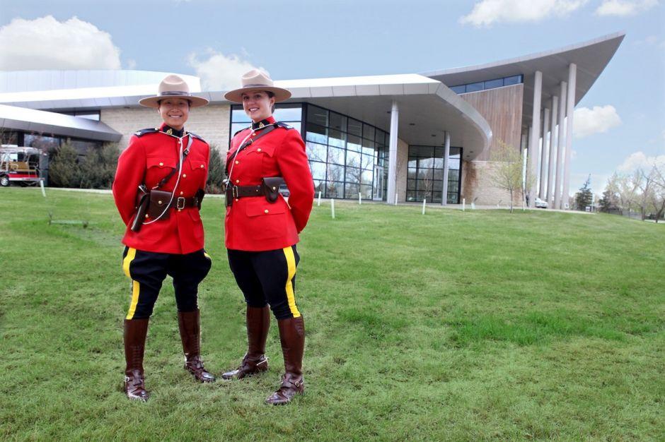 RCMP Heritage Centre Regina Saskatchewan