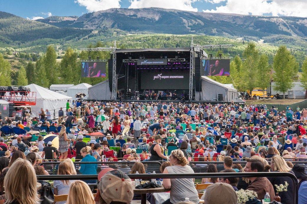 Jazz Aspen Snowmass Colorado