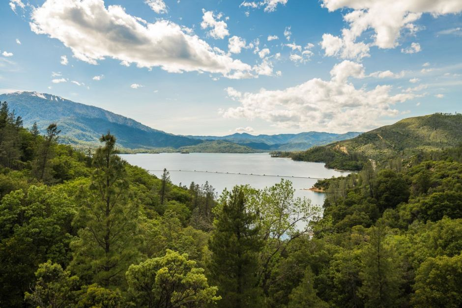 The 8 best spots to get lost outdoors in redding for Whiskeytown lake fishing