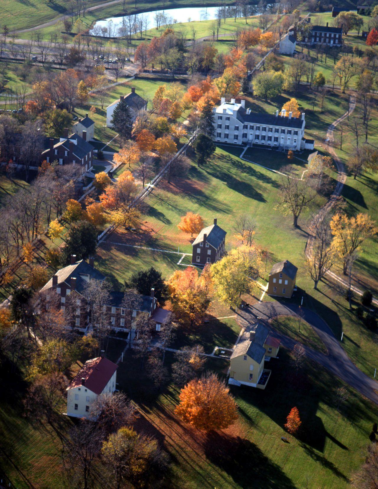 Shaker Village, Kentucky