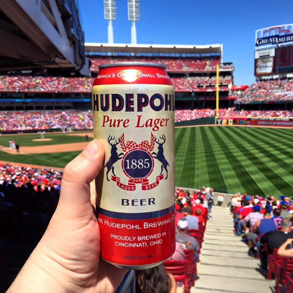 Hudepohl Pure Lager