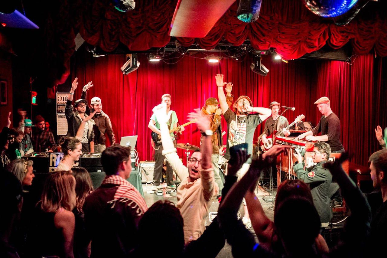 Looking for the best music venues in San Francisco? We've got your back.