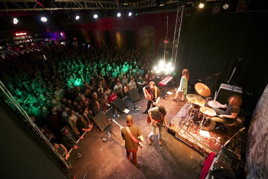 9 incredible places to see live music in Kentucky - Matador