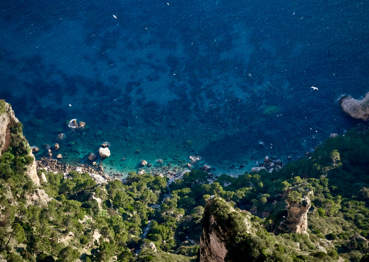 14 photographs from a beautiful (and cheap) day trip to Capri