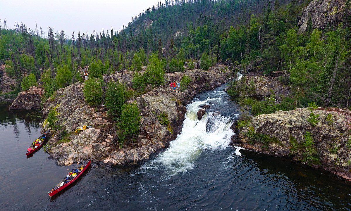 Saskatchewan Kayak