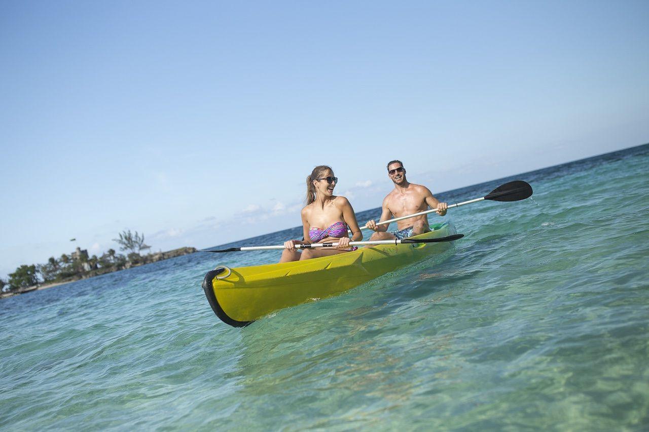 Couples Resorts Jamaica kayaking 5
