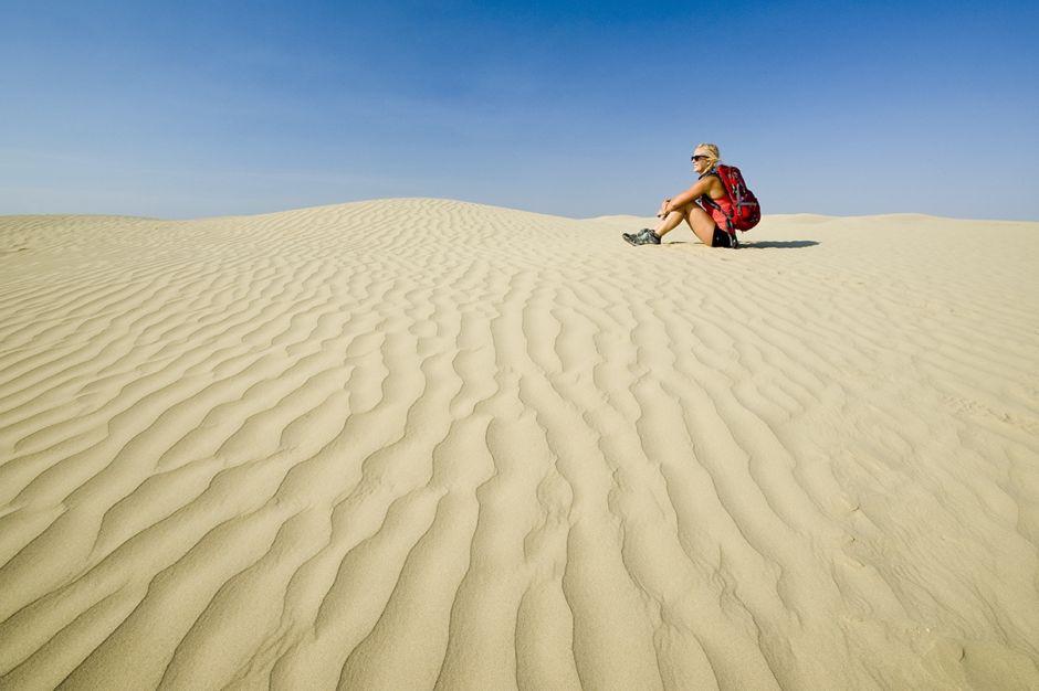 Saskatchewan Sandhills