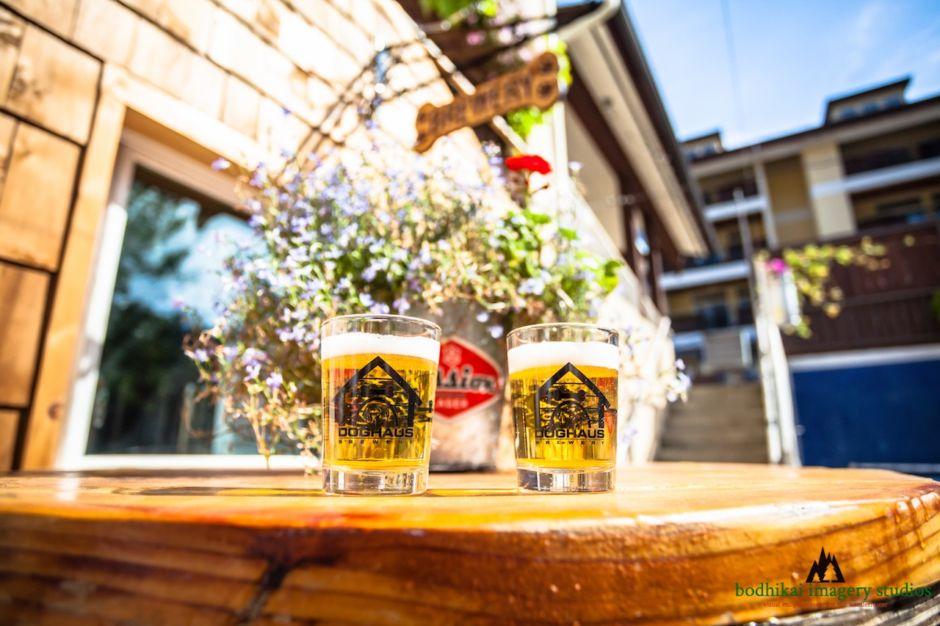 Doghaus Brewery Leavenworth