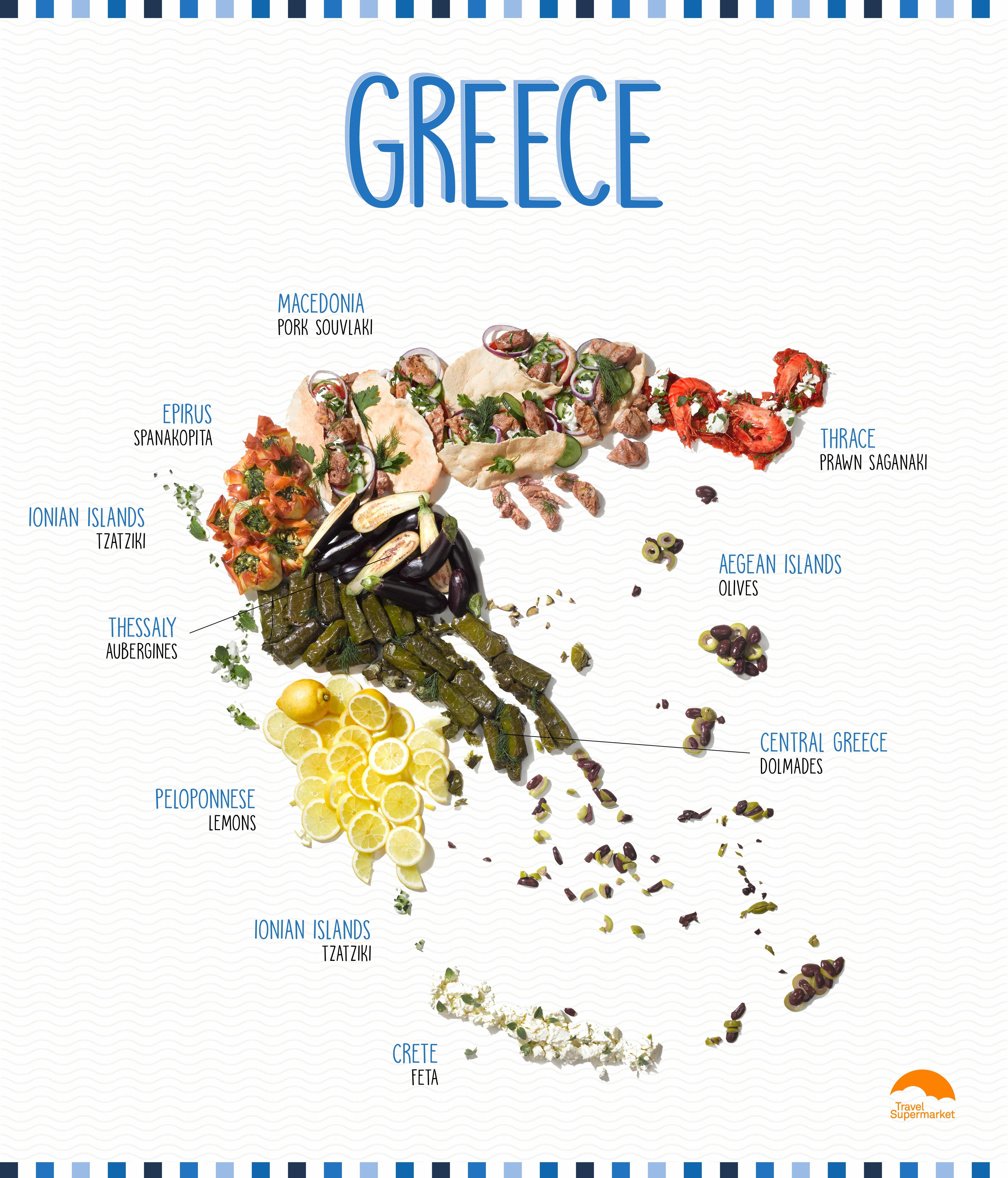 Find Good Food Map