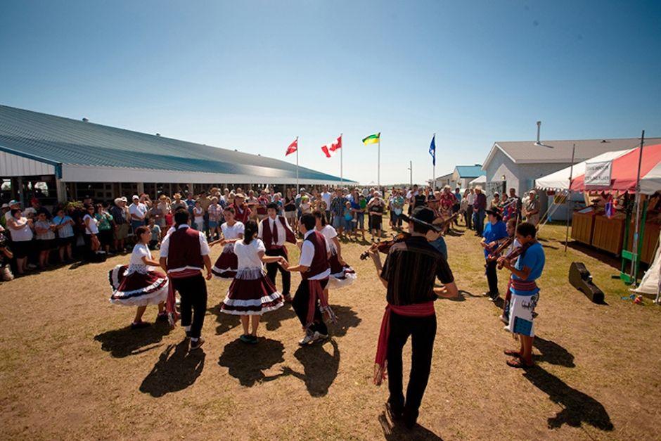 Batoche Saskatchewan festival