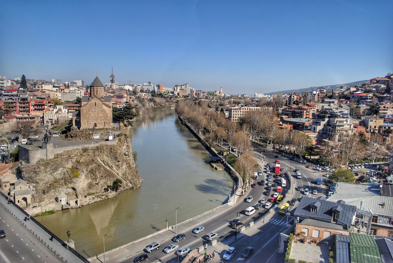 Cool free things all travelers can do when visiting Tbilisi