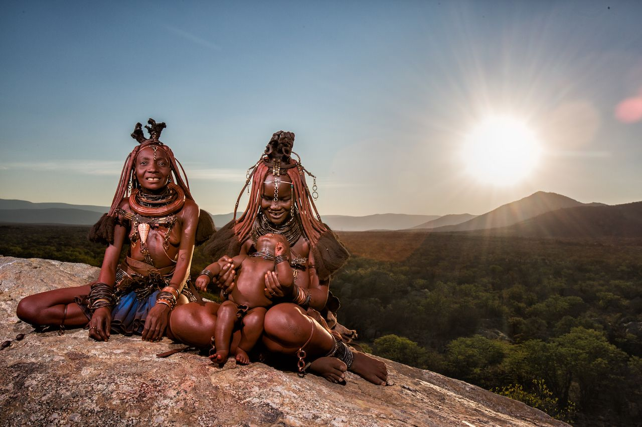 Discover the Himba people of Namibia
