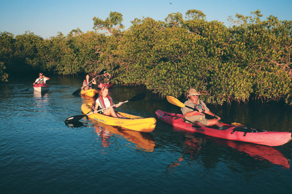 Buck Key Paddle Trail Florida