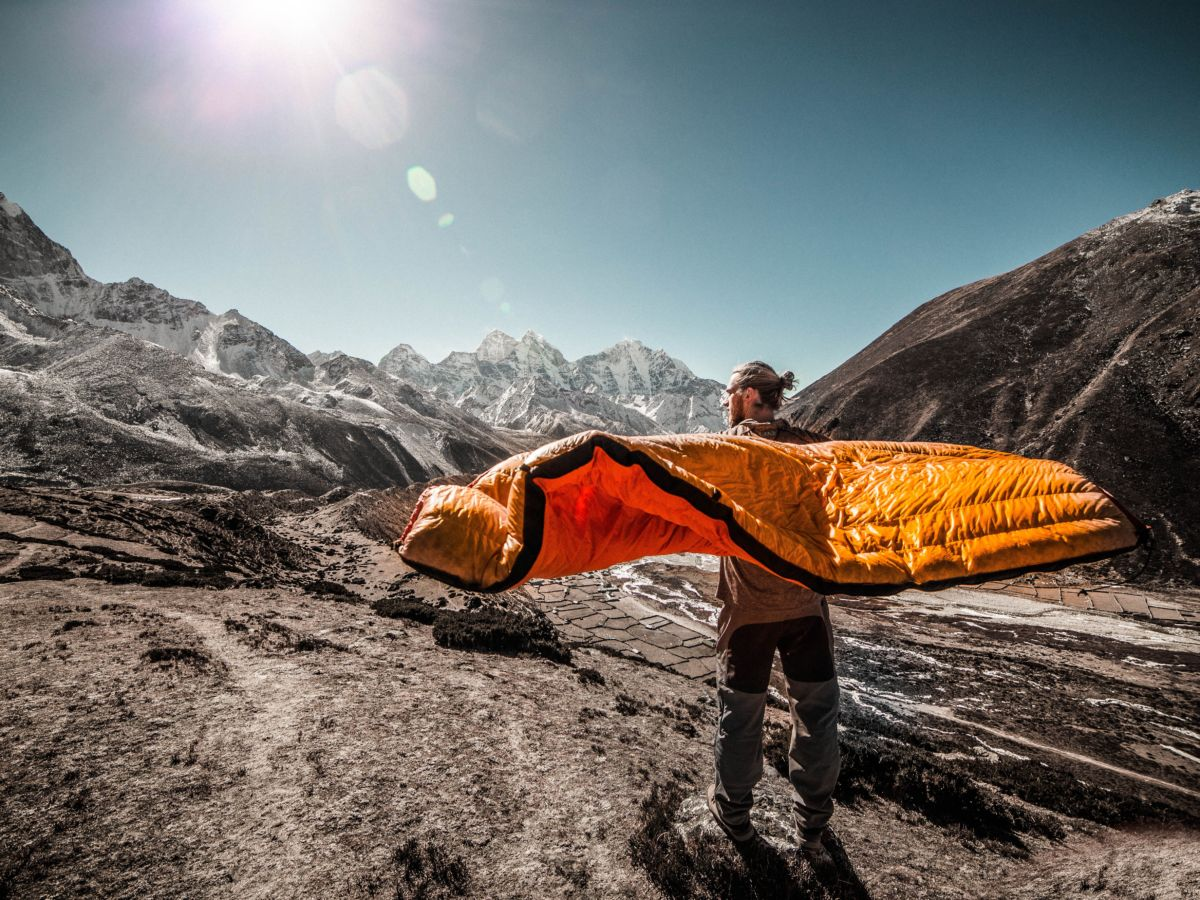 Images From The 12 Day Hike From Lukla To Everest Base Camp