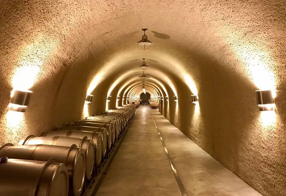 Oenophile's guide to the largest wine caves in the world