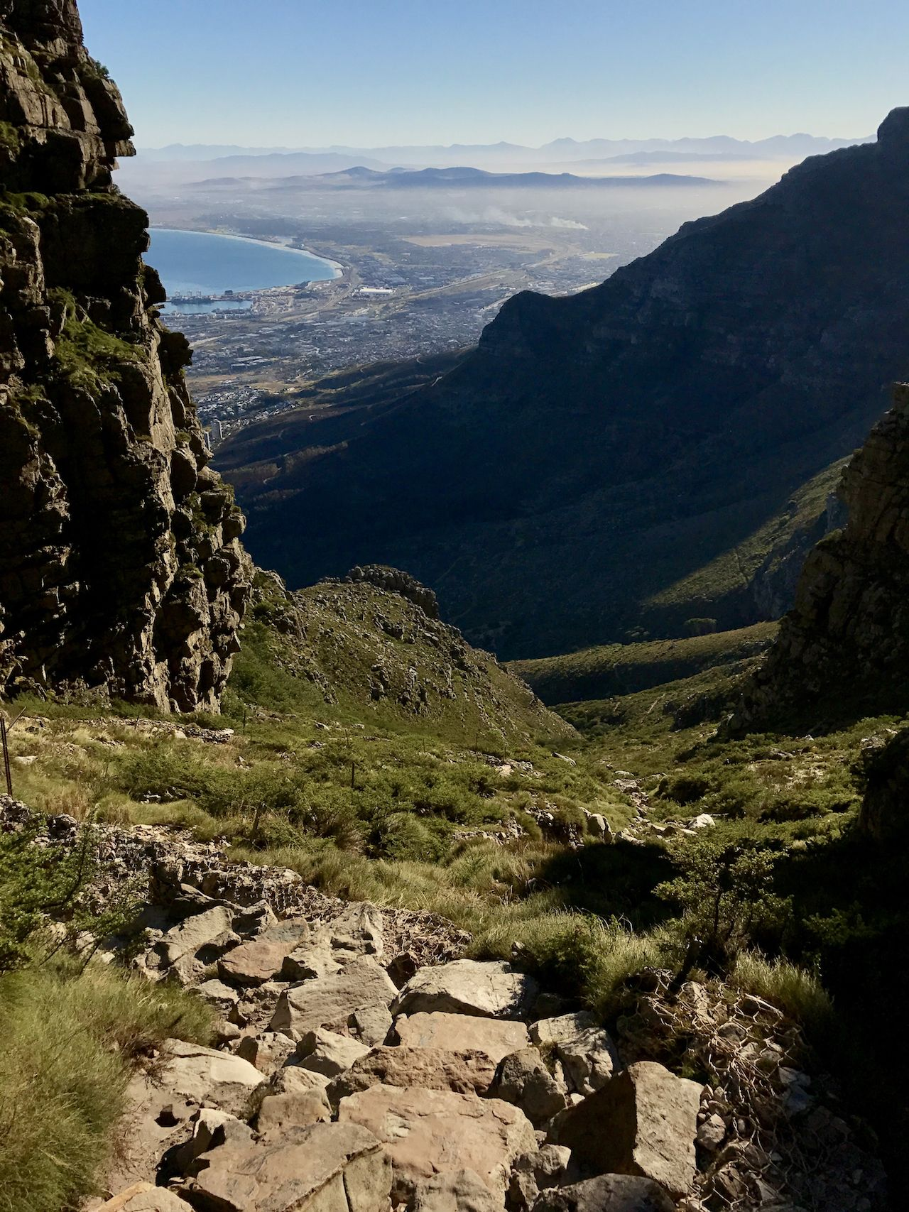 Hiking Table Mountain The 5 Best Trails You Need To Check Out Plasttekpp Platteklip Gorge