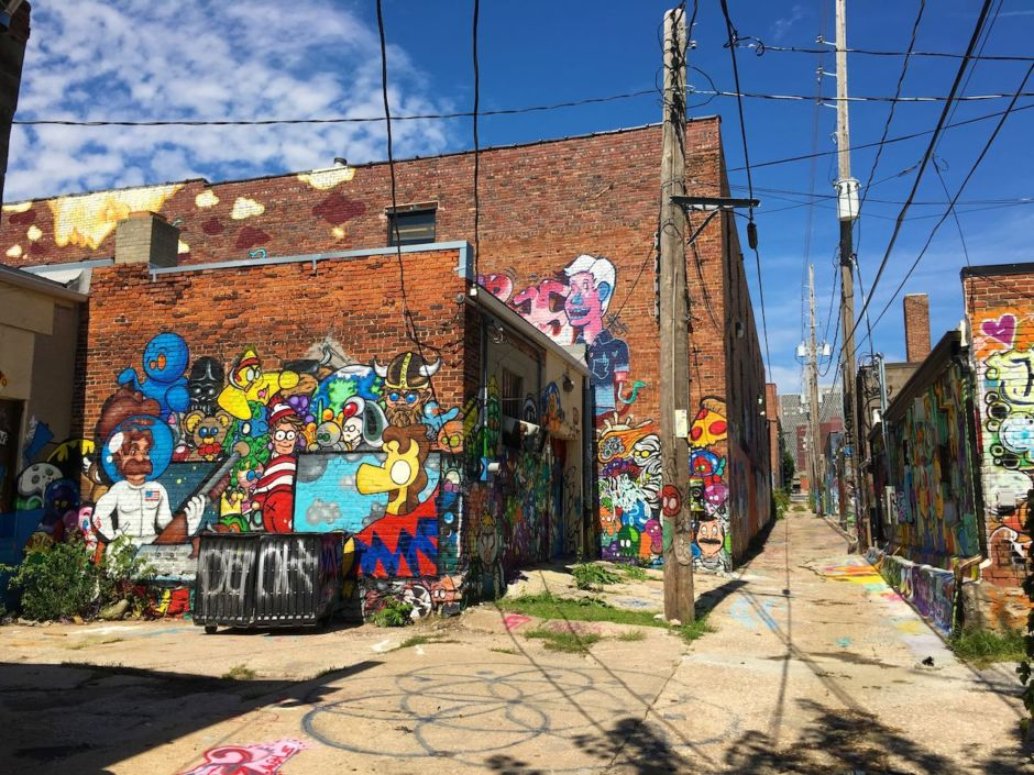 Art Alley Kansas City