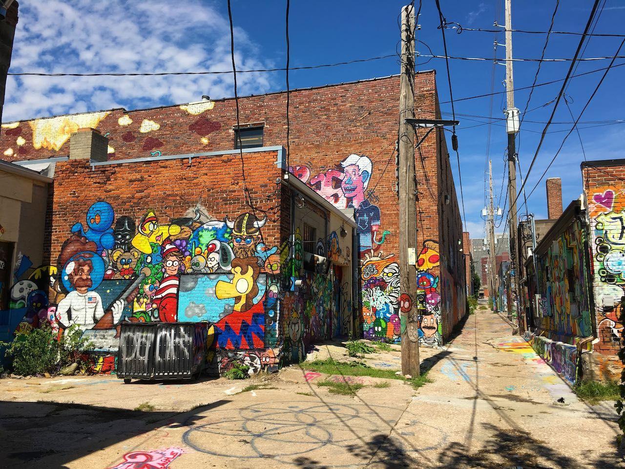 Art Alley Kansas City