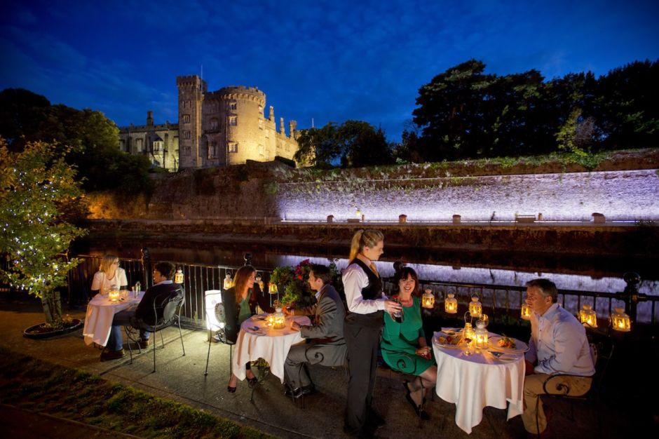 Kilkenny Ireland dinner