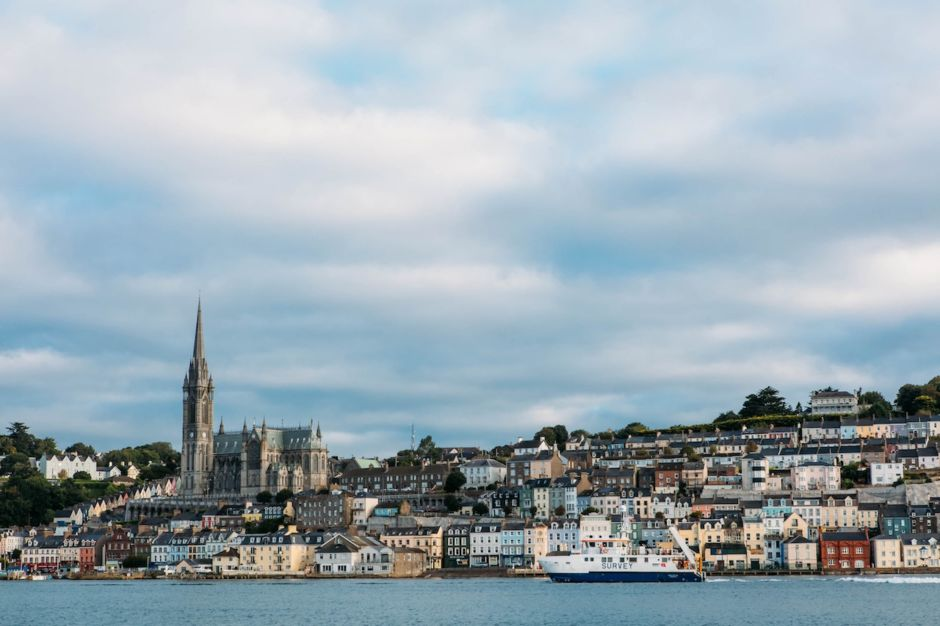 Cobh Harbour Ireland