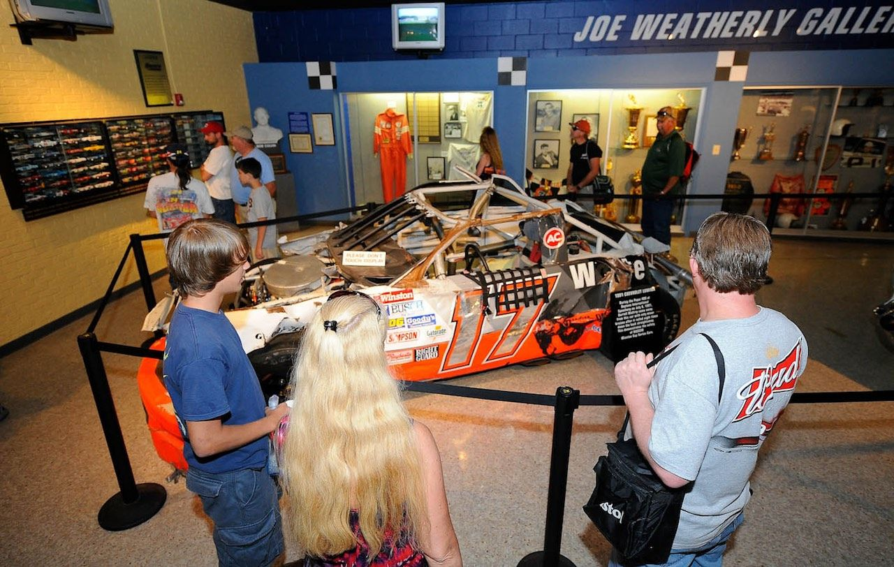 Stock Car Museum Darlington South Carolina
