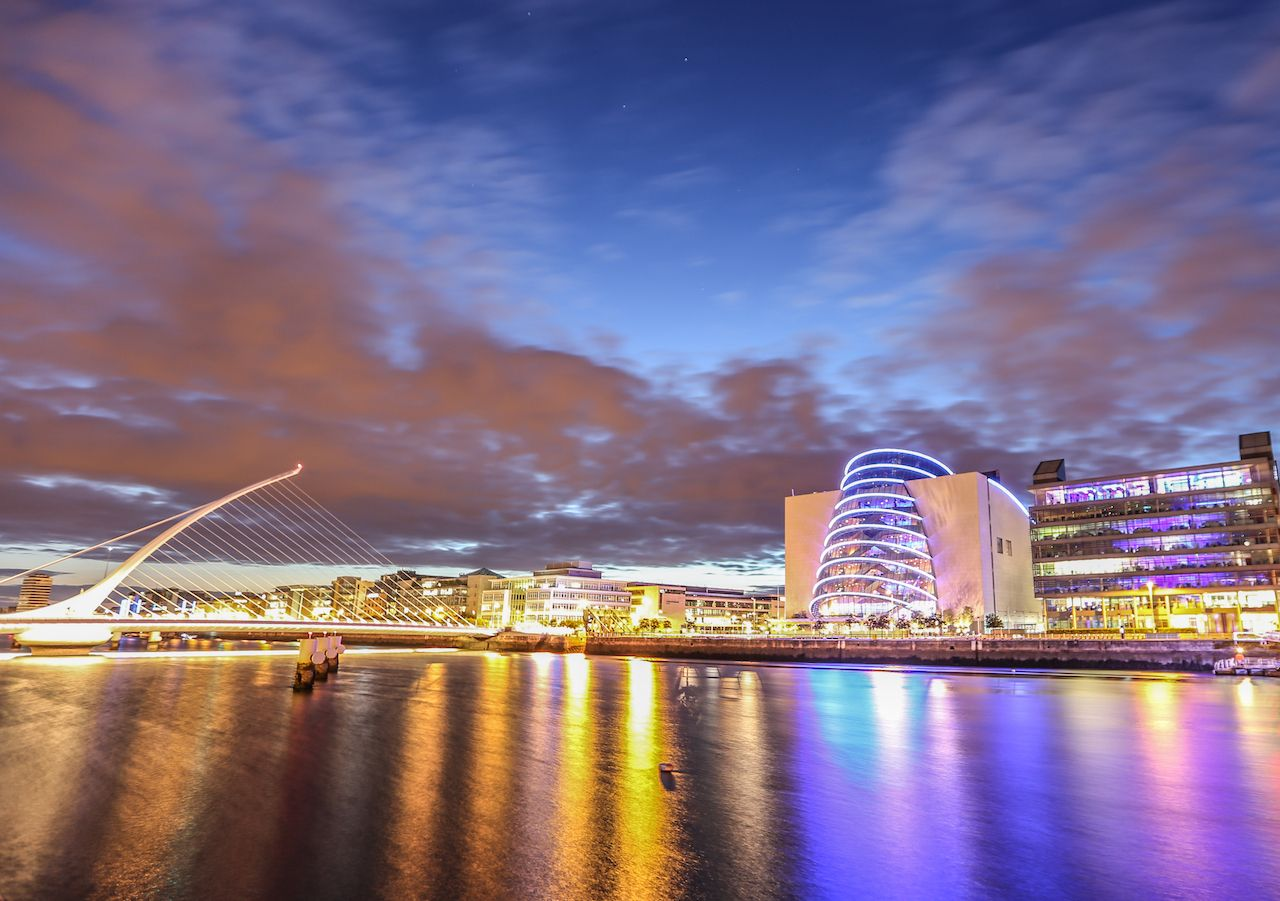 Travel guide to Ireland s cities