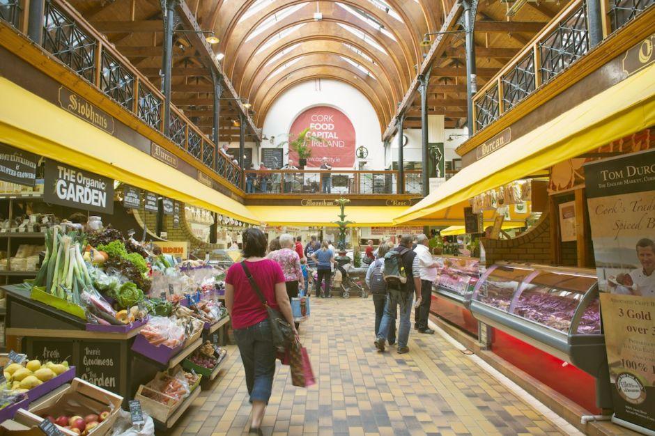 English Market food Ireland