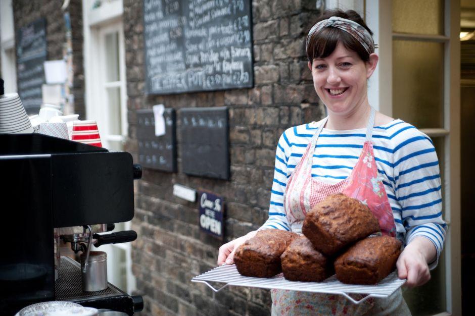 Ireland cafe bread
