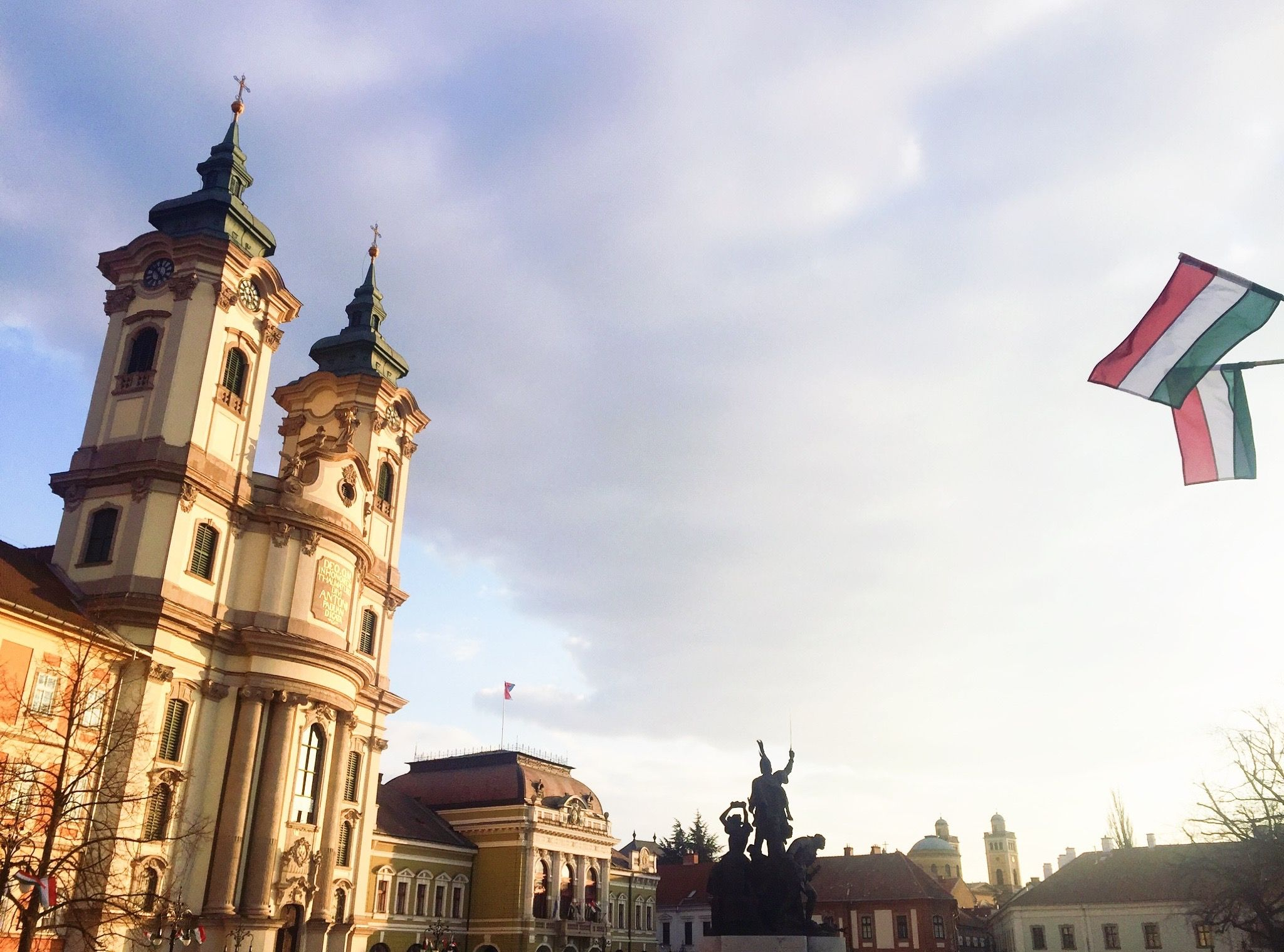 Hungary - Small Towns