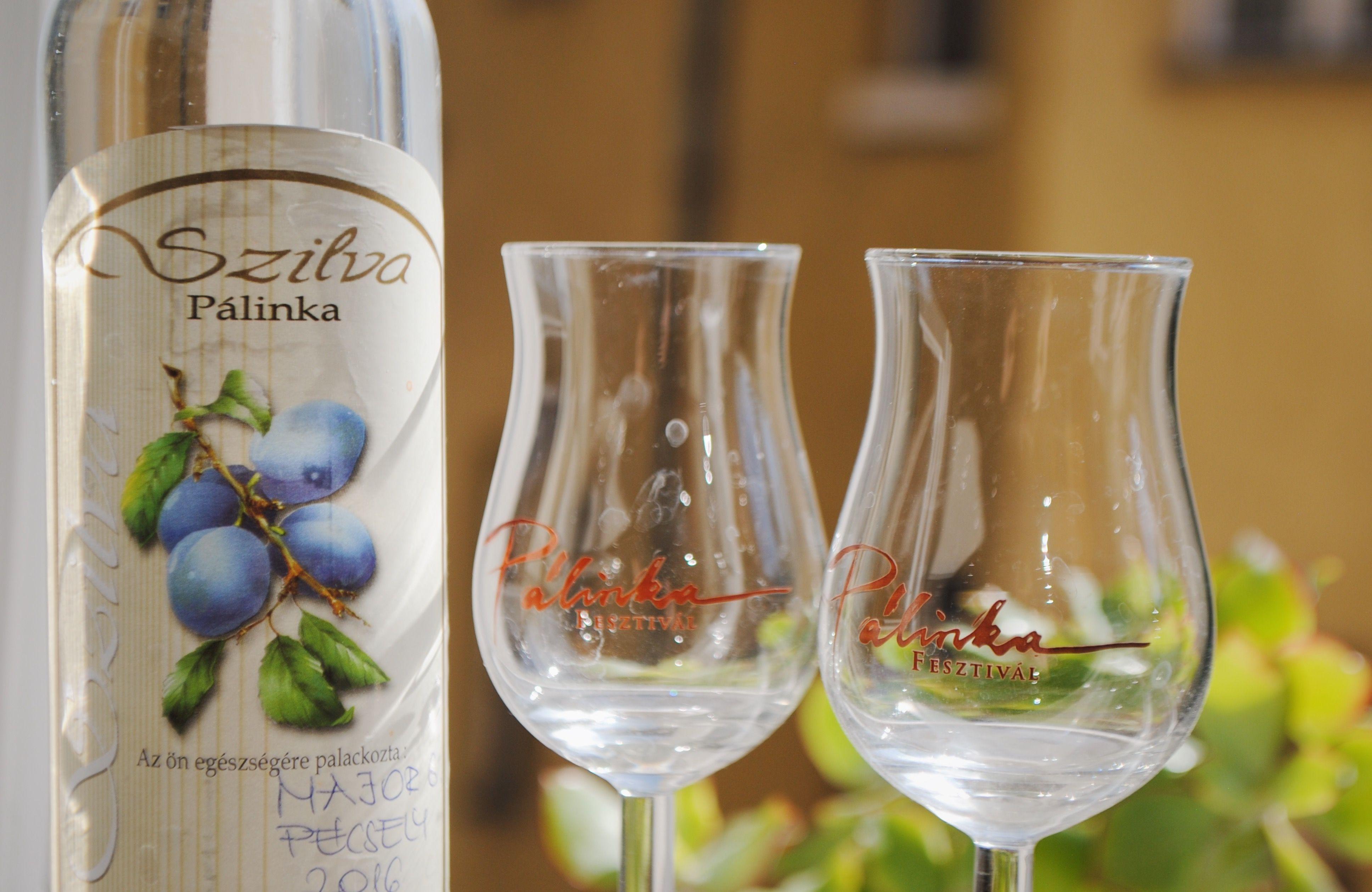 Hungary - drink - palinka