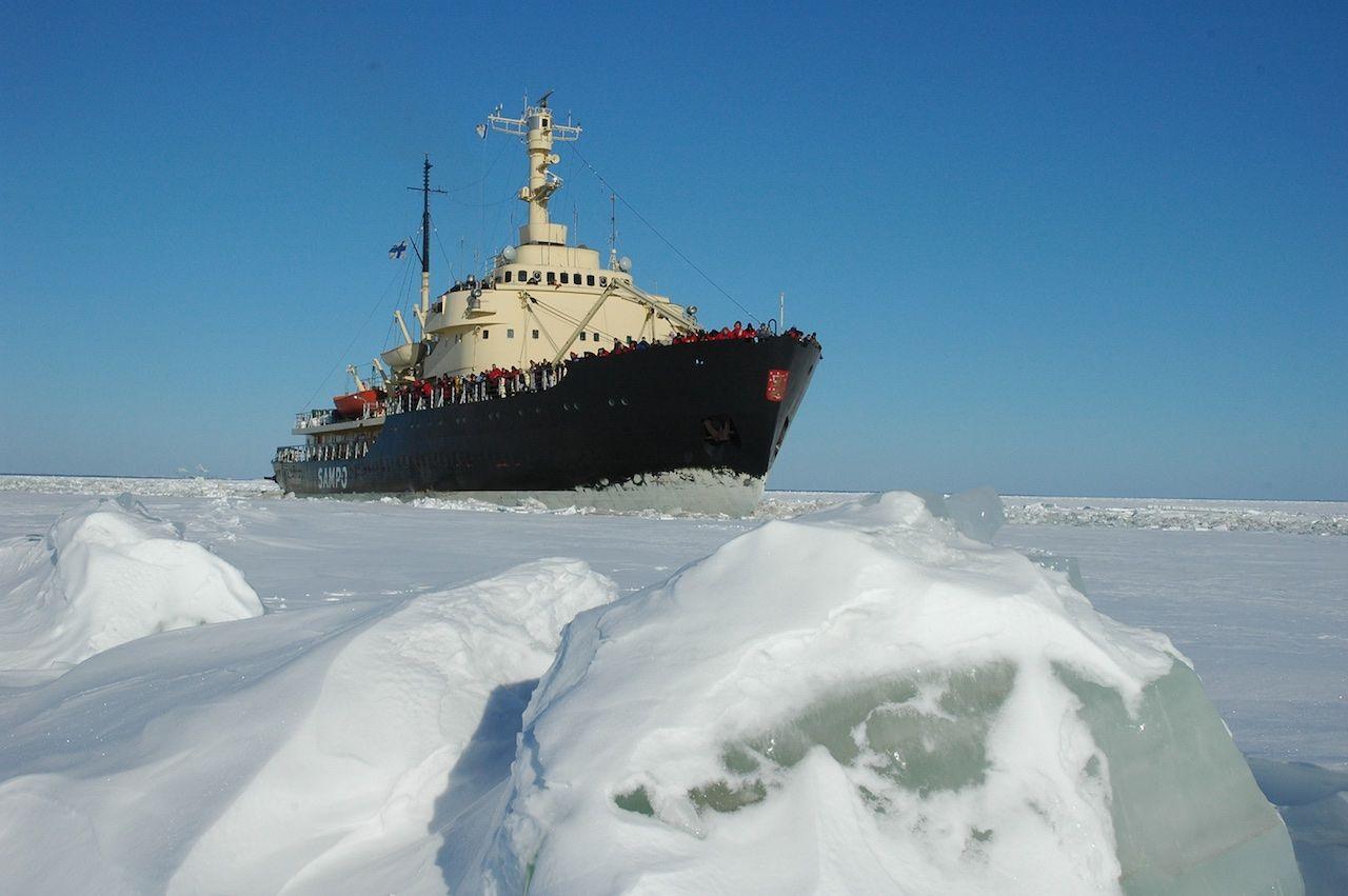 Ice breaker Kemi Finland