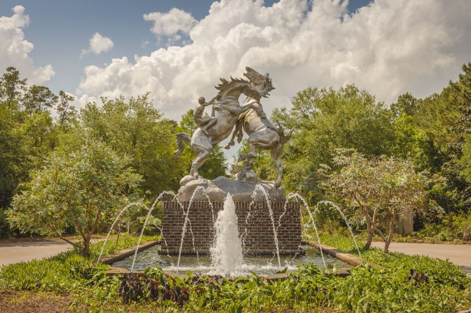 Myrtle Beach Brookgreen Gardens South Carolina