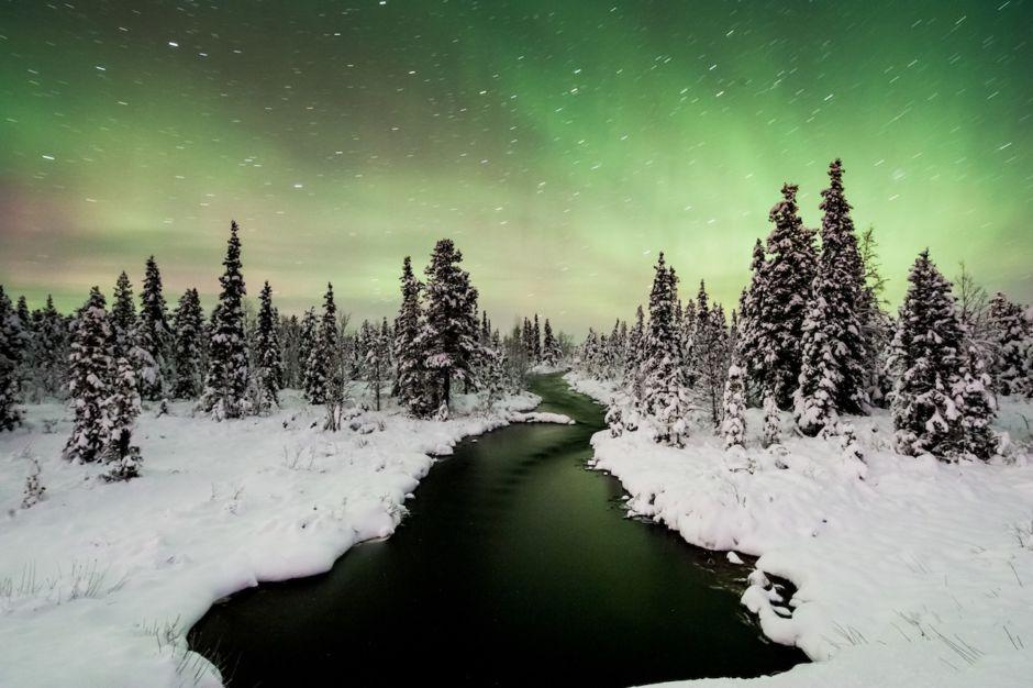Northern Lights Sweden